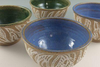 Signature Sgraffito Bowls