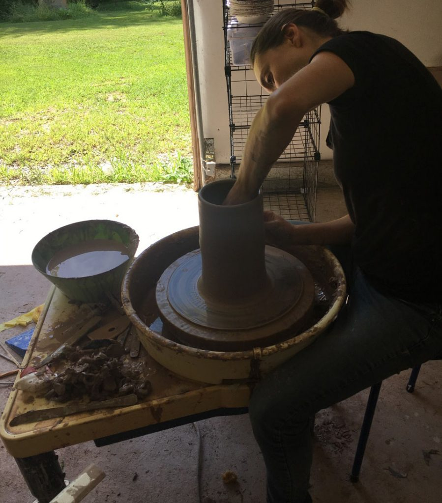 milly zwellyn pottery
