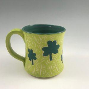 st patties day mug