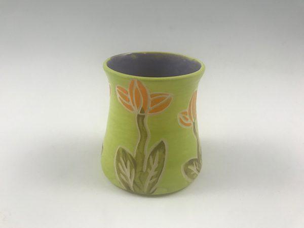 tiny flower vase