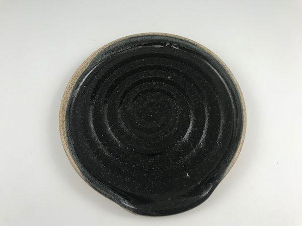 black spoonrest