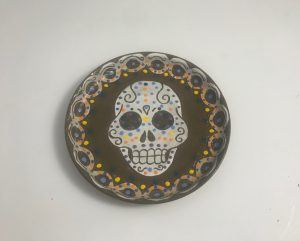 day of the dead dish