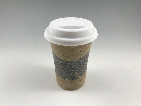 sgraffito travel mug