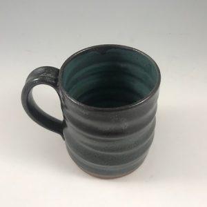 cosmic black mug