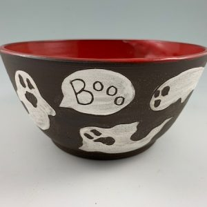 ghost candy bowl
