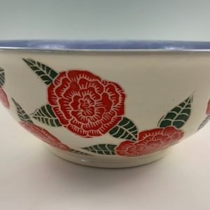 large rose bowl